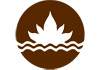 The Floating Lotus logo